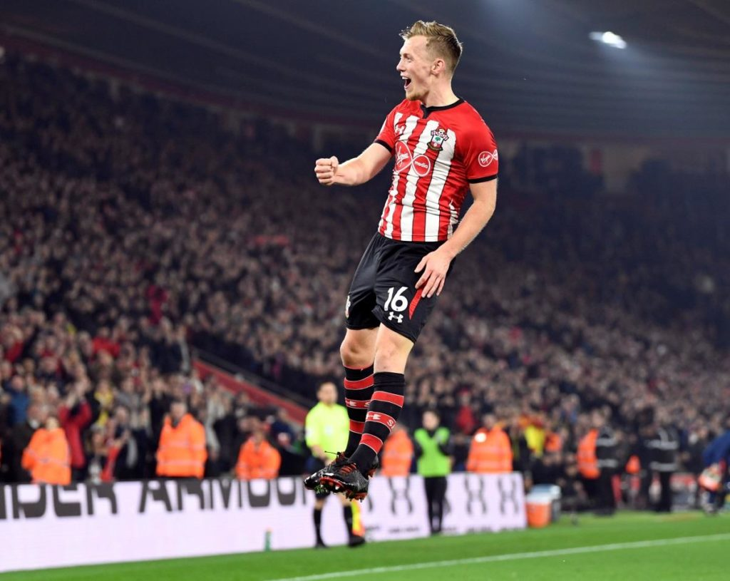 Southampton midfielder James Ward-Prowse intends to use his England disappointment as motivation for the future.