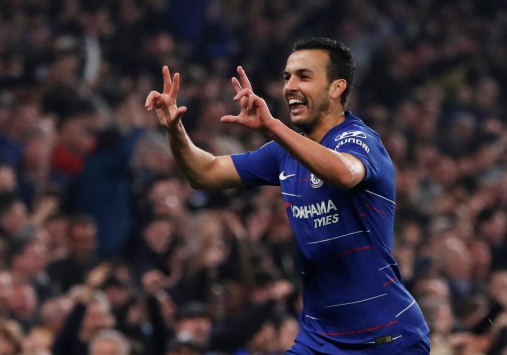 Pedro has been impressed by Frank Lampard's 'very good ideas' after the new Chelsea boss began his reign with a draw against Bohemians.