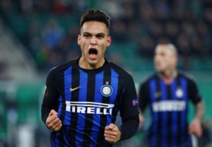 Barcelona are targeting a swoop for Inter Milan striker Lautaro Martinez but will have to meet the £100m release clause in his deal.