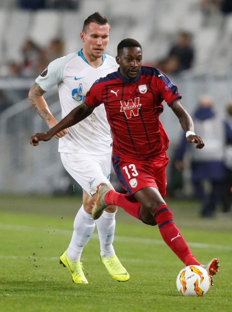 French reports claim Sheffield United are weighing up a move for Bordeaux midfielder Younousse Sankhare.
