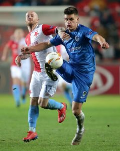 Burnley have been linked with a £19million double move for Racing Genk duo Joakim Maehle and Ruslan Malinovskyi.