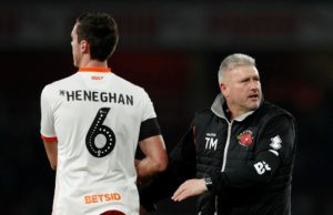 Reading have reportedly made contact with Sheffield United over a summer move for defender Ben Heneghan.
