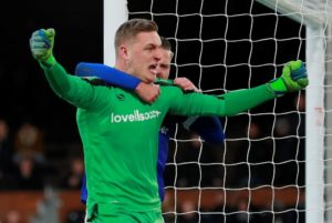 Leicester City have allowed goalkeeper Daniel Iversen to join Rotherham United on a season-long loan deal.