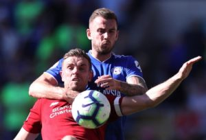 Cardiff City midfielder Joe Ralls says he is looking forward to the new season after recovering from injury.