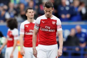 Arsenal plan to discipline Laurent Koscielny and have set an asking price of £9million for the wantaway defender.