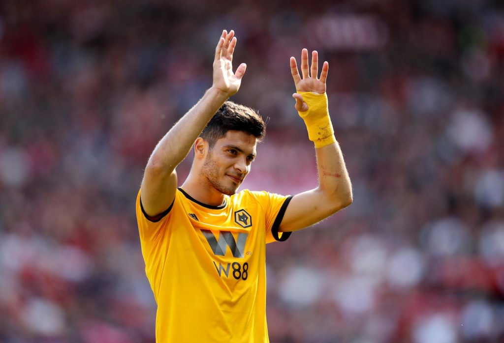 Wolves striker Raul Jimenez paid tribute to Mexico boss 'Tata' Martino after starring in El Tri's Concacaf Gold Cup final win over USA.