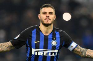 Inter Milan striker Mauro Icardi has joined PSG on loan.