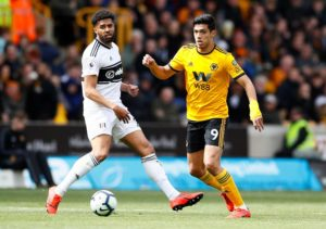 Wolves boss Nuno Espirito Santo has confirmed striker Raul Jimenez will miss the club's trip to China due to fitness concerns.