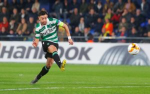 Sporting Lisbon appear to have left the door open to Bruno Fernandes joining Manchester United as rumours over a move start to hot up.