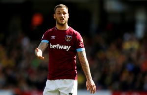 West Ham forward Marko Arnautovic has reportedly handed in a transfer request following renewed interest from China.