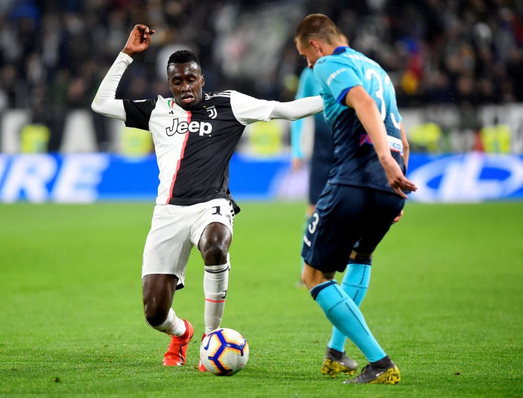 Monaco have been linked with a swoop for Juventus midfielder Blaise Matuidi who has been told he can leave the Italian giants.