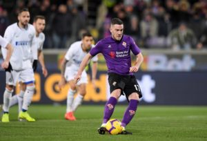 AC Milan have submitted an improved bid for Fiorentina midfielder Jordan Veretout after seeing an initial approach rejected.