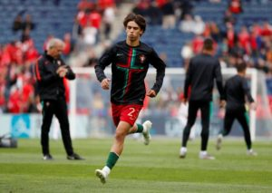 Atletico Madrid have splashed out £113million to sign teenage sensation Joao Felix from Benfica.