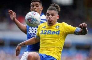 Tottenham are reportedly planning a move for Leeds United midfielder Kalvin Phillips.