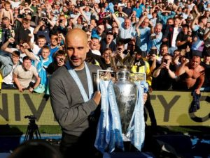 Manchester City boss Pep Guardiola says his team have made a bright start to pre-season as they try to improve on last year's treble.
