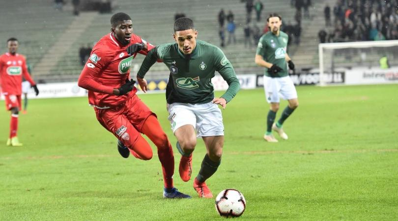 Saint-Etienne's William Saliba is drawing plenty of English interest ahead of a potential move away from Les Verts this summer.