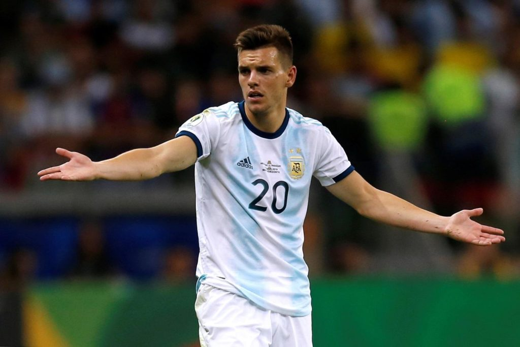 Tottenham are ready to break the bank to sign Giovani Lo Celso from Real Betis as reports claim transfer talks are hotting up.