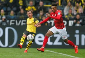 Jean-Philippe Gbamin's agent, Bernard Collignon, has revealed his client has been 'seduced' into leaving Mainz for Everton.