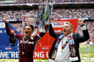 Aston Villa midfielder Jack Grealish admits he is targeting a maiden England call-up this season.