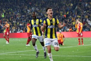 Napoli are set to seal the signing of Eljif Elmas from Fenerbahce, with the North Macedonian due to arrive in Italy on Tuesday.