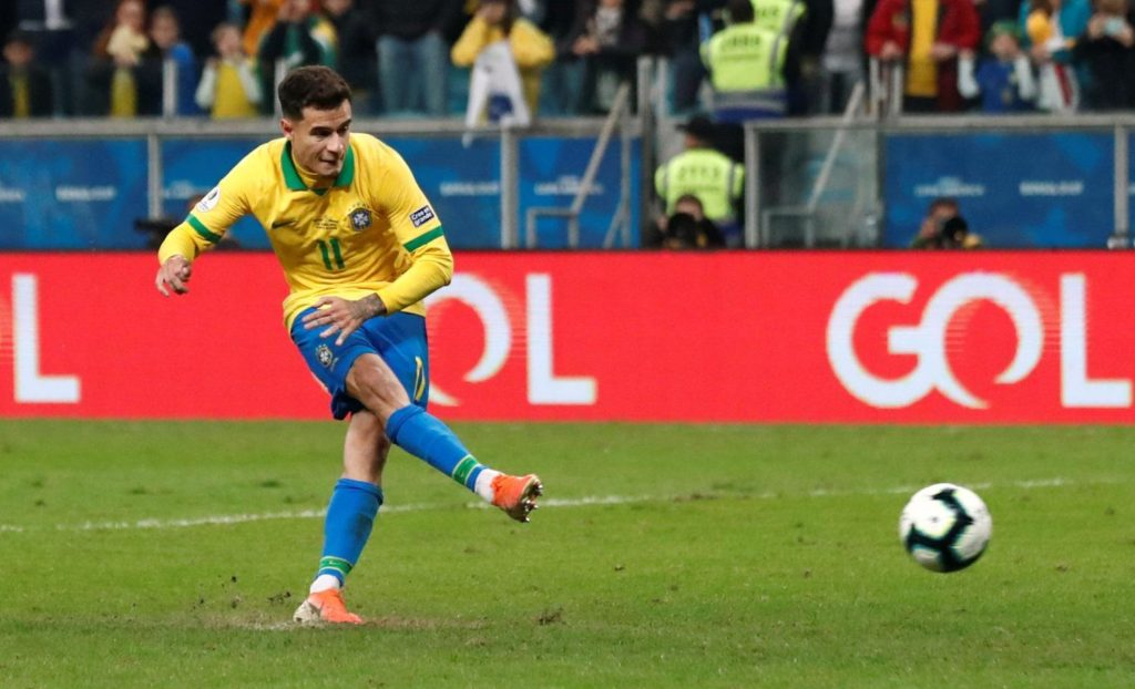 Philippe Coutinho has set his sights on Champions League glory with Bayern.