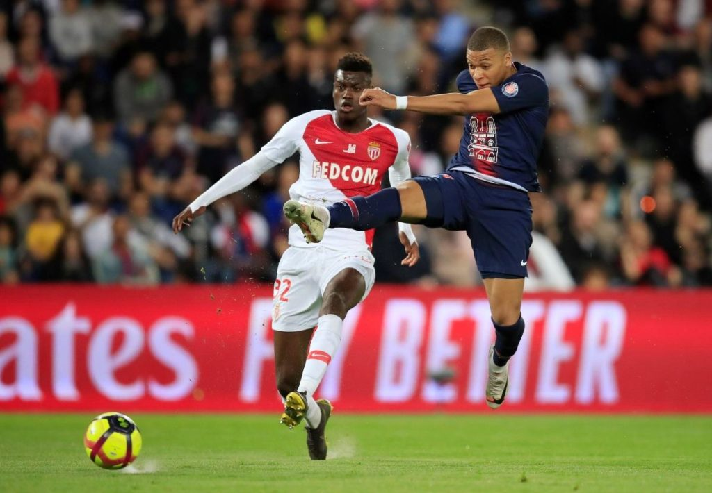 Benoit Badiashile is a target for Chelsea.