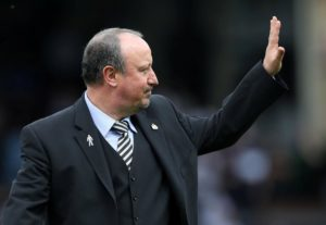 Rafael Benitez is looking forward to a 'new challenge' after being announced as manager of Chinese side Dalian Yifang.