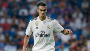 Sevilla are edging closer to a season-long loan deal for Real Madrid youngster Sergio Reguilon.
