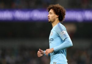 Manchester City youngster Philippe Sandler is expected to join Anderlecht on a season-long loan deal.