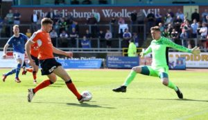 Bournemouth remain in the hunt to sign Luton defender Jack Stacey and are set to make a fresh bid after having a £3m offer rejected.