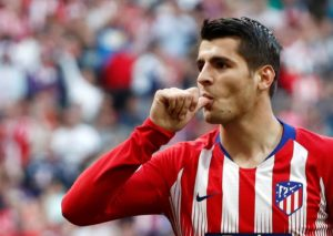 Atletico Madrid have agreed to sign Chelsea striker Alvaro Morata on a permanent contract when his 18-month loan deal expires.