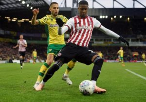 Aston Villa are reportedly closing in on a £10million swoop for Brentford defender Ezri Konsa.