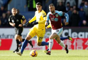 Sean Dyche has confirmed he could look to bring a midfielder to Burnley this summer due to fears over Steven Defour's fitness.