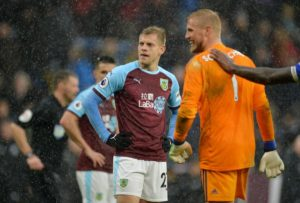 Manager Sean Dyche feels Matej Vydra needs games under his belt before it can be decided whether he has a future at Burnley.