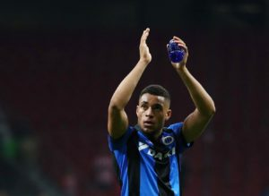 Roma are set to rival Southampton for Club Brugge attacker Arnaut Danjuma Groeneveld, according to reports in Belgium.