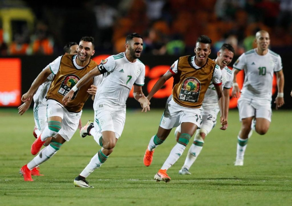 Riyad Mahrez hailed Algeria's 'unbelievable' Africa Cup of Nations semi-final victory and expects a tough final against Senegal.