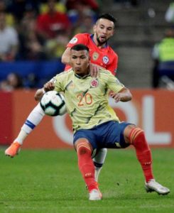 The Blades are believed to be one of two clubs vying for the signature of Club America's £12m-rated Colombian forward Roger Martinez.