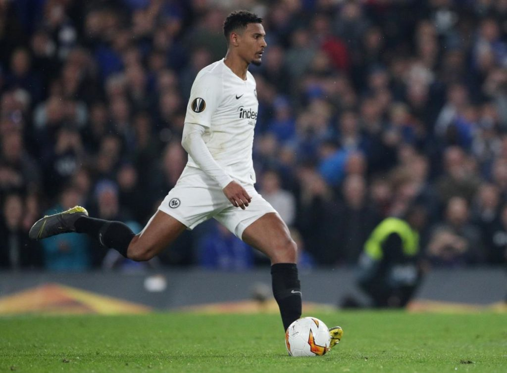 Eintracht Frankfurt are said to want 40m euros for striker Sebastien Haller who appears to have changed his stance on moving to West Ham.