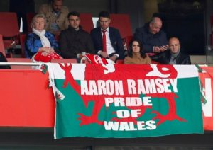 Aaron Ramsey wants to make his mark on Juventus in the same way fellow Welshman John Charles did during five years in Turin.