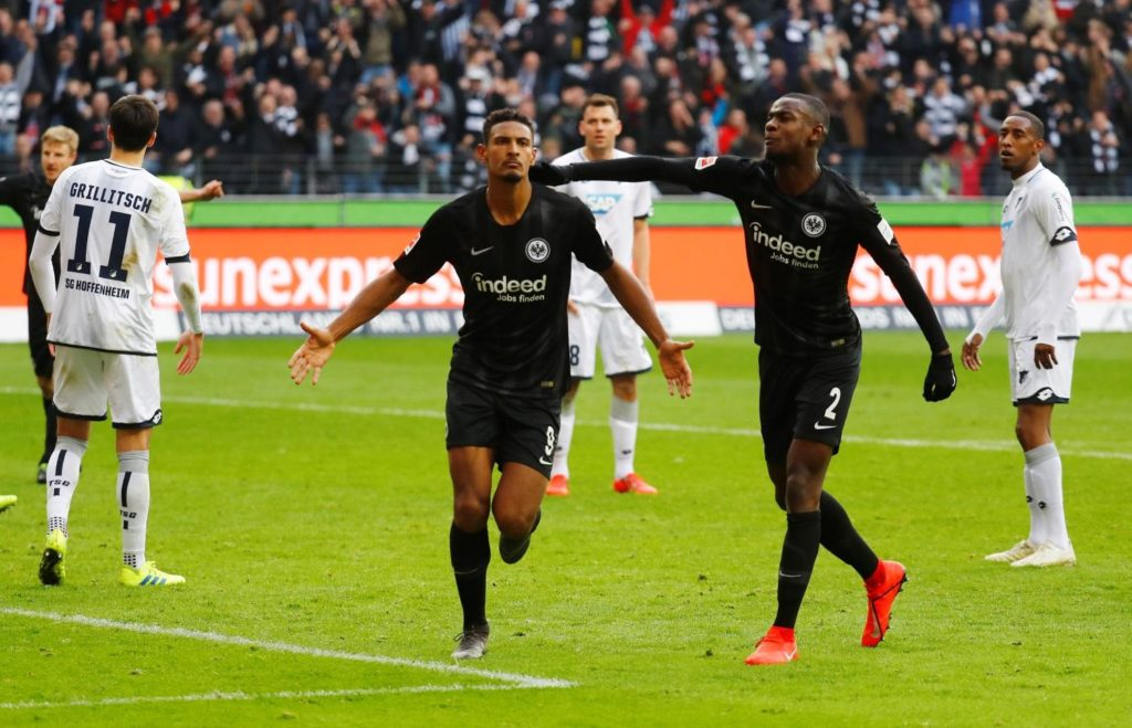 Eintracht Frankfurt have confirmed striker Sebastien Haller is set to travel to London ahead of a move to West Ham United.