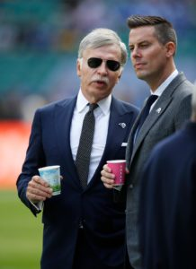Arsenal director Josh Kroenke has said that the club are looking to sign 'the next big thing' as opposed to established stars.