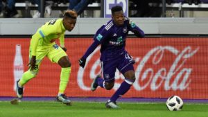 Southampton and Brighton are reportedly vying with Mainz for the signature of young Anderlecht winger Francis Amuzu.