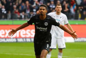 Sebastian Haller is ready to prove he deserves to be West Ham's record signing after completing his switch from Eintracht Frankfurt.