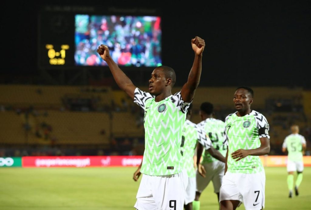 Odion Ighalo has reportedly retired from international football with Nigeria after their third-place Africa Cup of Nations finish.