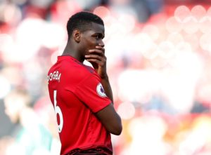 Juventus manager Maurizio Sarri says he does not know if the club are planning to make a move for Paul Pogba this summer.