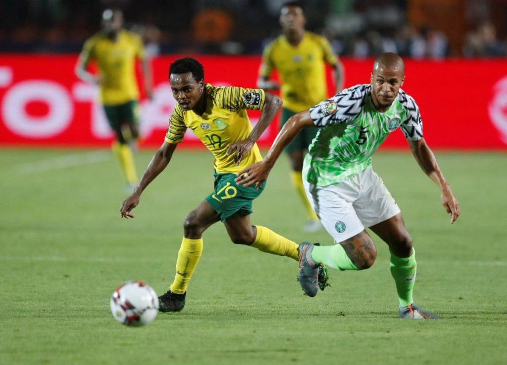 Club Brugge are believed to be leading the race to sign Brighton forward Percy Tau on a season-long loan deal.