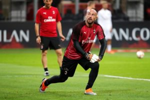 Pepe Reina believes new AC Milan coach Marco Giampaolo is already having a positive impact at the club.