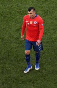 West Ham are said to be making progress in their attempts to sign Chile international Gary Medel from Besiktas.