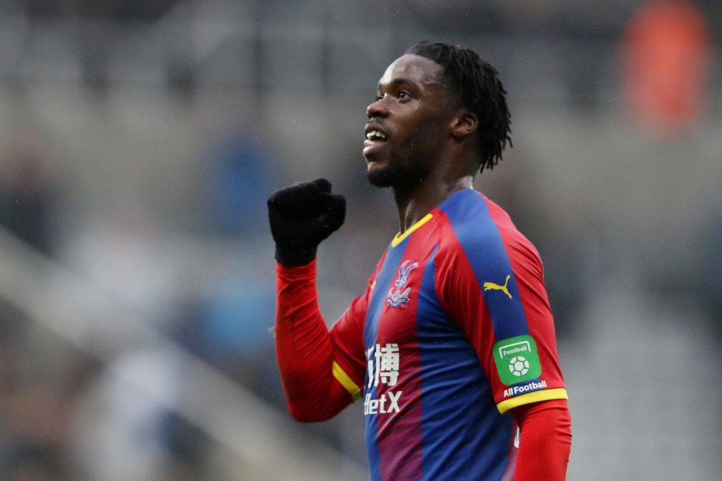 Jeffrey Schlupp insists Crystal Palace will be able to focus their efforts on Manchester United after a 1-0 loss to Sheffield United.
