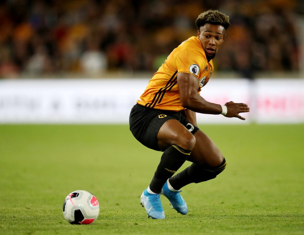 Adama Traore insists he is happy to take the kicks as long as it helps Wolves progress in the Europa League.